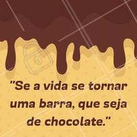Essa é a receita da felicidade! #brigadeiro #ahazou #brigaderia #doce #doces #docesgourmet