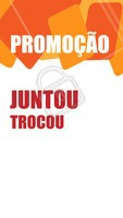 """Alerta de promoção! Junte """"EDITE"""" e troque por """"EDITE""""! Não perca a oportunidade!  #ahazou #junte #troque #promocao #aproveite"""