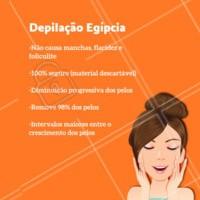 Já conhece a técnica de depilação com linha egípcia? Venha conhecer e ver os benefícios dessa técnica. #depilacao #ahazou #mulher #depilacaocomlinha