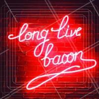 Quem ama bacon aí gente? #alimentacao #ahazou #amorporbacon #bacon