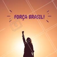 Mostra tua força Brasil! #ahazou #eleicoes2018 #maisamor #patria