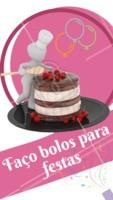 Peça o seu agora mesmo. #bolos #ahazou #festa #alimentacaoahz #confeitaria
