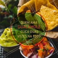 Impossível resistir a um bom guacamole. Venha provar o nosso! #mexicano #ahazou #guacamole #alimentacaoahz #food