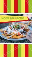 Hoje é a noite do nacho! Chama os amigos para dividir essa delícia com você. #mexicano #ahazou #nachos #alimentacaoahz #promocao