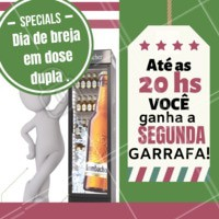 Aproveite a promoção do dia para chamar os amigos. #cerveja #ahazou #bar #alimentacaoahz #breja #desconto