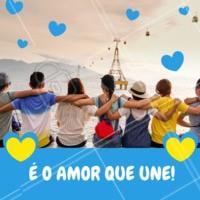 O que vale é o amor! Que os laços de família e amigos permançam! #ahazou #eleicoes2018 #amor #familia