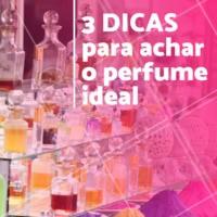 1 - Leve em conta a sua personalidade! O perfume pode representar muito quem você é. 2 - Estude sobre os ingredientes. Você não precisa ser uma expert, mas saber o básico sobre os tipos de perfumes e ingredientes principais ajuda muito. 3 - Teste antes! A fragância do perfume pode mudar em contato com a pele, portanto teste o perfume na sua pele e aguarde ums horas para saber se gostou mesmo. #perfume #ahazou #revendedora #consultora