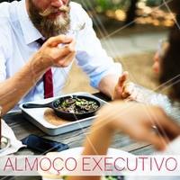 Que tal almoçar aqui hoje? Venha se deliciar com comida boa e preço justo! #almoçoexecutivo #ahazoualimentaçao #comida #alimentaçao #almoço #restaurante