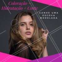 Aproveite a promoção do dia! Agende seu horário. #cabelofemino #ahazou #loiras #hidratacao #cuidados
