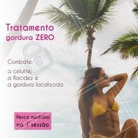 Venha fazer seus tratamentos estéticos para o verão. #estetica #ahazou #promocao