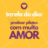 Quem aí também ama? 😘 #pilates #ahazou #fisioterapia #fisioterapeuta