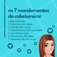 Quem concorda? 😂😂 #cabelo #ahazou #cabeleireiro #engraçado
