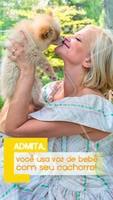 Você sabia que escovar os dentes do seu cãozinho é essencial para manter não só a saúde bucal, mas a saúde geral dele? A formação de tártaro pode causar periodontite, nefrite, endocardite e até meningite. 😱 Traga seu pet aqui para cuidarmos da saúde bucal dele! #cachorro #ahazoupet #ahazou #petshop #veterinario