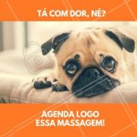 Tá esperando o que? Agende seu horário! #massagem #ahazou #massoterapia