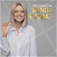 Tá precisando de uma grana extra?? Podemos te ajudar! #ahazou #rendaextra #revendedoras