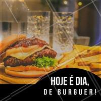 Que tal um delicioso hamburguer hoje? #ahazou #hamburguer #burguer