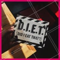 Dieta? É de comer? 😂 #dieta #meme #ahazou #engracado #alimentacao #saude #cuidados #bemestar