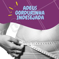 Quer se livrar das gordurinhas que não são eliminadas com exercício? Venha fazer carboxiterapia nelas! #estetica #ahazou #carboxiterapia #celulite #verao #corpo
