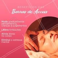 Conheça alguns benefícios da barras de access! #ahazou #barradeaccess