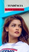 O que acham dessa tendência? 😍 #cabelo #ahazou #cabeleireiro #tendencia #Beleza