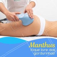 O Manthus é um aparelho emissor de ultrassom e estímulos elétricos que consegue diminuir as células de gordura. Sem corte, sem dor! Venha ficar maravilhosa para o verão! #esteticacorporal #ahazou #manthus #gordura #corpoperfeito #verao