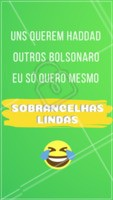 #stories #ahazou #sobrancelhas