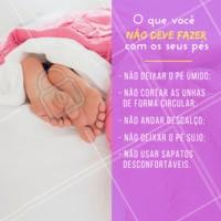 Deixe seus pés sempre saudáveis. Agende já o seu horário! #podologia #podologiacomamor #ahazou #ahazoupodologia #pes #cuidados