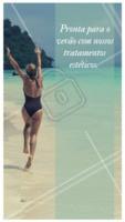 Aproveite para fazer o seu tratamento preferido para o verão. Solicite um orçamento pelo WhatsApp XX. #esteticacorporal #ahazou #pacotes #promocao