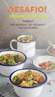 #stories #ahazou #diadovegano
