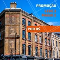 Aproveite nossa promoção da semana! Leve 3 e pague 2 por um precinho de 🍌! #promocao #ahazou #pague3 #leve2