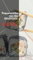O que você está esperando? Neste dia do sushi, venha comer com a gente! #sushi #diadosushi #ahazou #ahazoutaste #japones