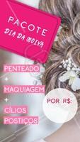 Aproveite a promoção agendar o seu horário. #noivas #ahazou #cuidados #promocao #bonita