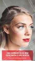 Tenha sobrancelhas perfeitas com a técnica de micropigmentação. Com duração de três meses a sua sobrancelha fica com cor e contorno perfeito. Agende o seu horário! #sobrancelha #ahazou #micropigmentacao #mulher #ahazousobrancelha