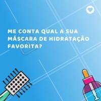 Comente aqui o que você mais gosta de usar nos cuidados em casa. #cabelo #ahazou #cuidados #hidratacao #hair