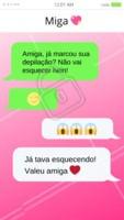 #stories #ahazou #depilacao