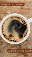 O dia só começa, oficialmente, depois do café! #coffee #ahazou #bomdia #cafezinho