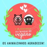 Além da dieta, o veganismo afeta todo o meio ambiente e os animais. Orgulho de quem faz parte desse movimento <3 #veganismo #veganismoporamor #ahazoutaste #veganos #gastronomia