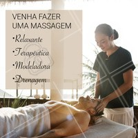 Aproveite para marcar o seu horário na massagem. #massagem #ahazou #horario