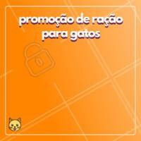 Aproveite o desconto na ração de gatos! 🐱 #racao #ahazou #gatos #promocao #desconto