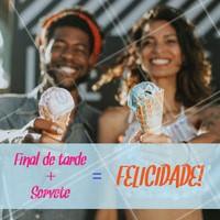 Amooo 😍 #sorvete #ahazou #ahazoualimentaçao #sorveteria