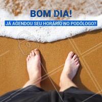Bommm dia seguidores! 👣 #podologia #ahazoupodologia