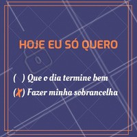 Hahaha bora agendar seu horário? #sobrancelha #ahazousobrancelha #designdesobrancelha
