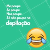 Pra descontrair hahaha 😂 #depilaçao #engraçado #meme #depilaçaoahazou