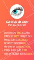 #stories #ahazou #extensaodecilios