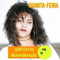Não perca esta promoção e venha ficar ainda mais linda! #sobrancelha #cilios #ahazou #beleza #mulheres #fioafio #micropigmentacao #promocao #quarta