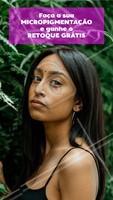 Não perca esta promoção! Agende já o seu horário e venha ficar com as sobrancelhas perfeitas. #sobrancelha #ahazou #beleza #mulheres #micropigmentacao #promocao
