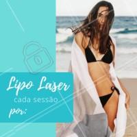 Aproveite esta promoção e agende já o seu horário antes do verão chegar! #estetica #ahazou #ahazouestetica #lipolaser #verao