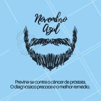 Não deixe de fazer os seus exames. #novembroazul #ahazou #homens #prostata #temporal