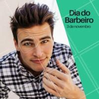 Venha celebrar comigo a data! #diadobarbeiro #ahazou #barbeiro #homens