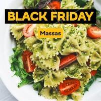 Hmmm massa é sempre bom, em promoção então... 😋 #alimentação #ahazoutaste #massa #blackfriday #macarrão #comidaitaliana